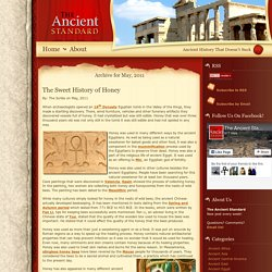 Ancient History Blog