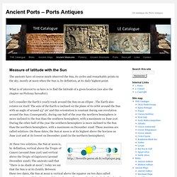 Ancient Ports - Ports Antiques