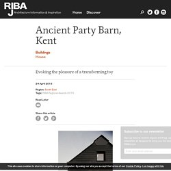 Ancient Party Barn, Kent