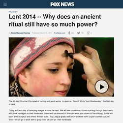 Why does an ancient ritual still have so much power?