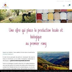 Production locale et bio au premier rang
