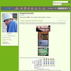 Ремонт-переделка ёлочной гирлянды - Личный интернет дневник пользователя And_72