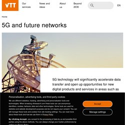 5G and future networks