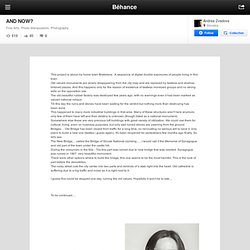 AND NOW? on the Behance Network