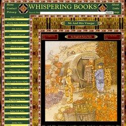 Mr And Mrs Vinegar - An English Fairy Tale