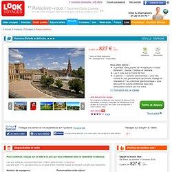 Balade andalouse : Autotour Espagne à partir de 827