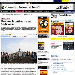 Une utopie anti-crise en Andalousie