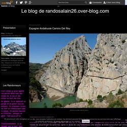 Espagne Andalousie Camino del Rey - Le blog de randosalain26.over-blog.com