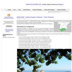 Guide de Voyage en Andalousie