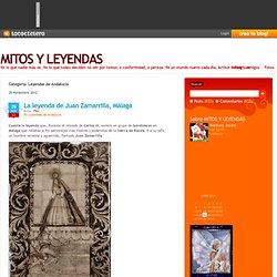 Leyendas de Andalucía (categoría) « MITOS Y LEYENDAS - La Coctelera
