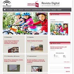 Revista Andalucía Educativa - Inicio - Consejería de Educación