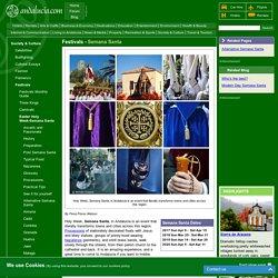 Andalucia Semana Santa or Holy Easter Week, Sevilla, Malaga, Granada, Cordoba semana santa, easter week, Andalucia, Spain