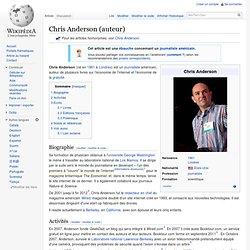 Chris Anderson (auteur)
