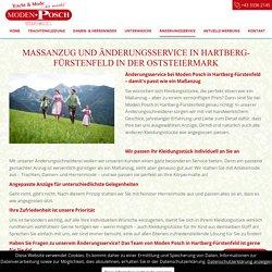 Maßanzug und Änderungsservice in Hartberg-Fürstenfeld