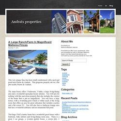 Mallorca Property, Santa ponsa & Andratx