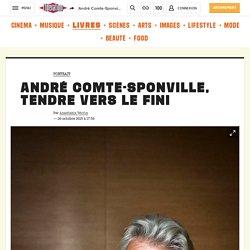 André Comte-Sponville, tendre vers le fini