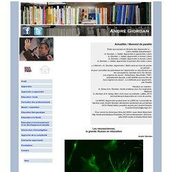 Andre Giordan Index