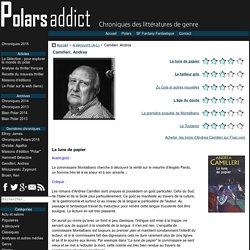 Andrea Camilleri sur Polars Addict