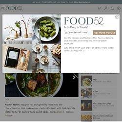 "Andrea Nguyen's Vegan ""Chicken"" Phở Recipe on Food52"