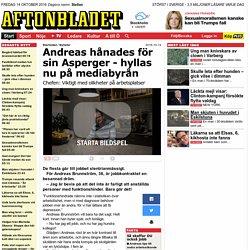 Andreas hånades för sin Asperger - hyllas nu på mediabyrån