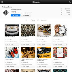 Andreas Preis on the Behance Network