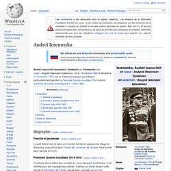 Andreï Ieremenko