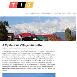 Andretta Artist Village - Must Visit in Vaction
