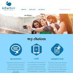 Kowhiri Means Choice