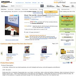 Wood, Talc and Mr. J eBook: Chris Rose, Andrew Nimmo, Sarah Snaith, Virginie Gervais: Amazon.co.uk: Kindle Store