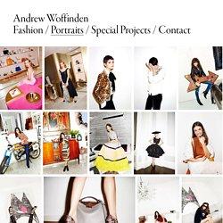 Andrew Woffinden — Work