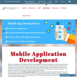 Android App Development In Delhi NCR, IOS App Development In Delhi NCR