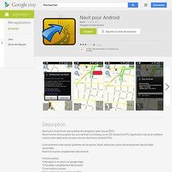 Navit pour Android