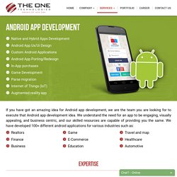 Android Mobile App Development Company