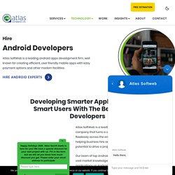 Android Mobile App Development Company