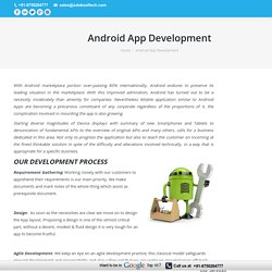 Android App & Game Development Company