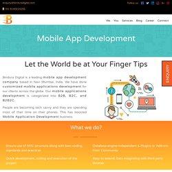Android App Development & Mobile App Development Company