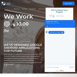 Android App Developer in USA