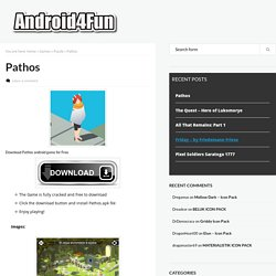 Pathos Android APK Game Free Download - Android4Fun