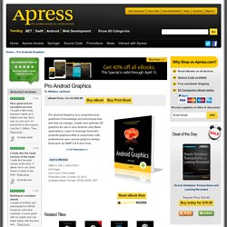 Pro Android Graphics - Apress IT eBooks & Books