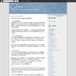 程式搖滾: Android Intent Filter-判斷intent傳遞對象