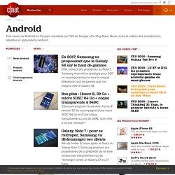 Android Market France, tout savoir sur android