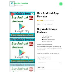 GET Real Google play store Reviews- instant
