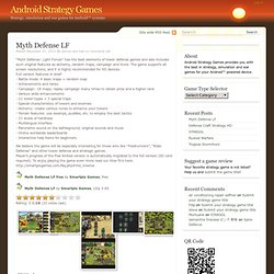 Android Strategy Games