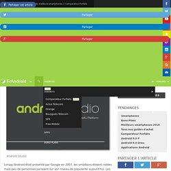 Android Studio 3.0 : quelles sont les nouveautés ?
