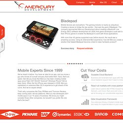 Mercury Development: Custom iPhone Productivity Applications