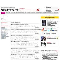 Andros - Stratégies.fr