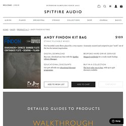 Andy Findon Kit Bag - Spitfire Audio