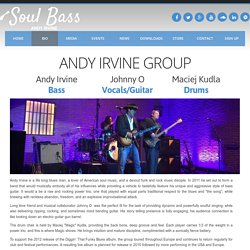 ANDY IRVINE GROUP