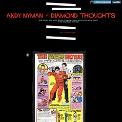 Andy Nyman - Diamond Thoughts