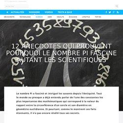 12 anecdotes qui prouvent pourquoi le nombre Pi fascine autant les scientifiques